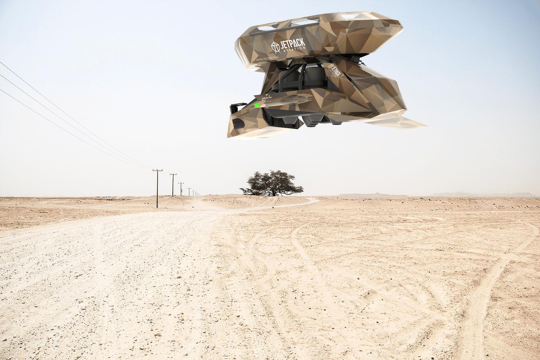 Autonomous flight could make the Speeder a genuine asset for medevac missions