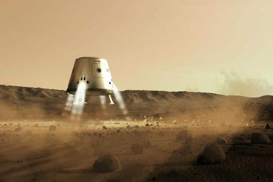 Mars One has received over 78,000 applications from people wanting to be the first to settle another planet
