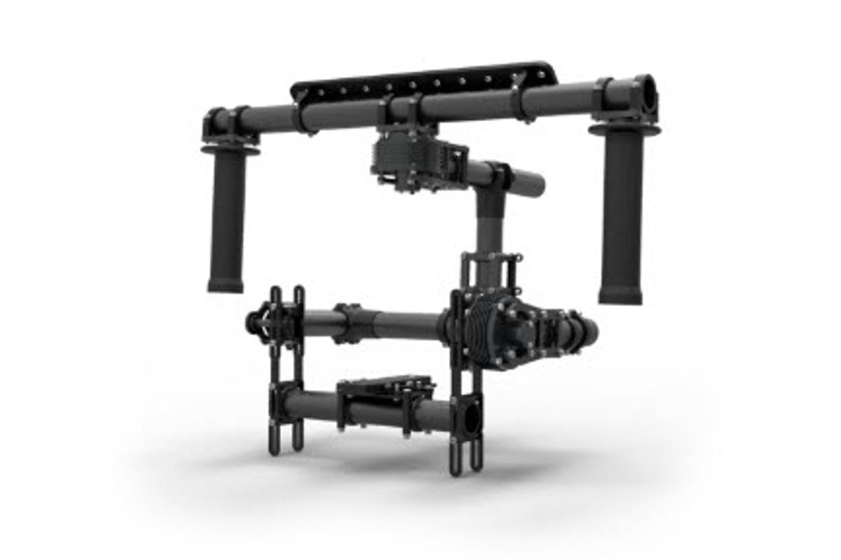 MōVI M10 Gyroscopic Camera Mounting System