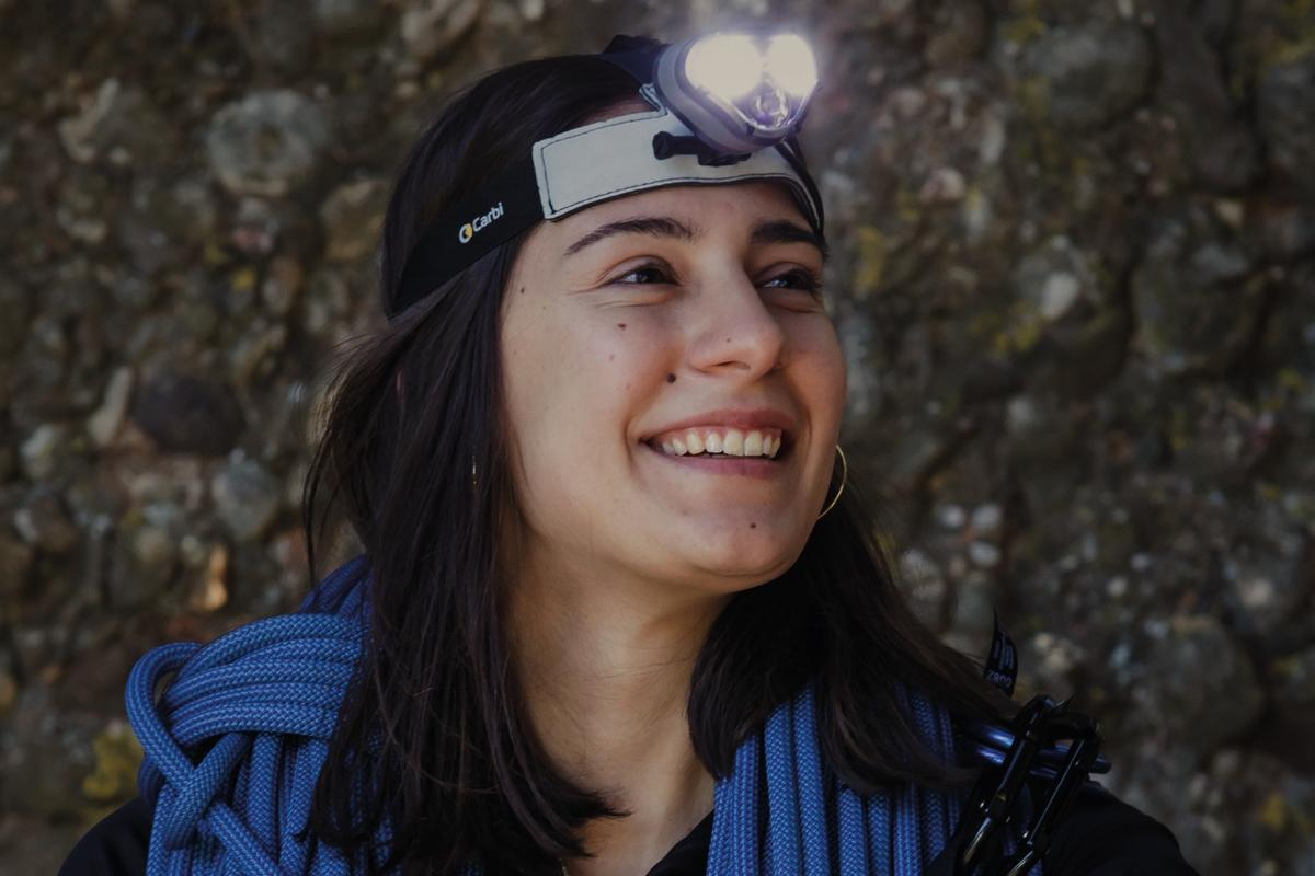 The Carbi headlamp is presently on the Indiegogo crowdfunding platform