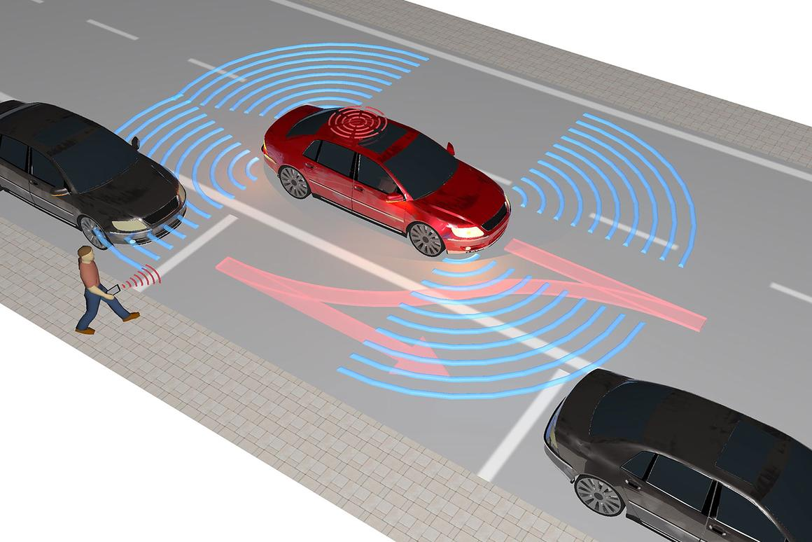 The Afkar project may lead to autonomous cars that could drive themselves to owners or renters based on a location given via smartphone (Image: Fraunhofer IPA)