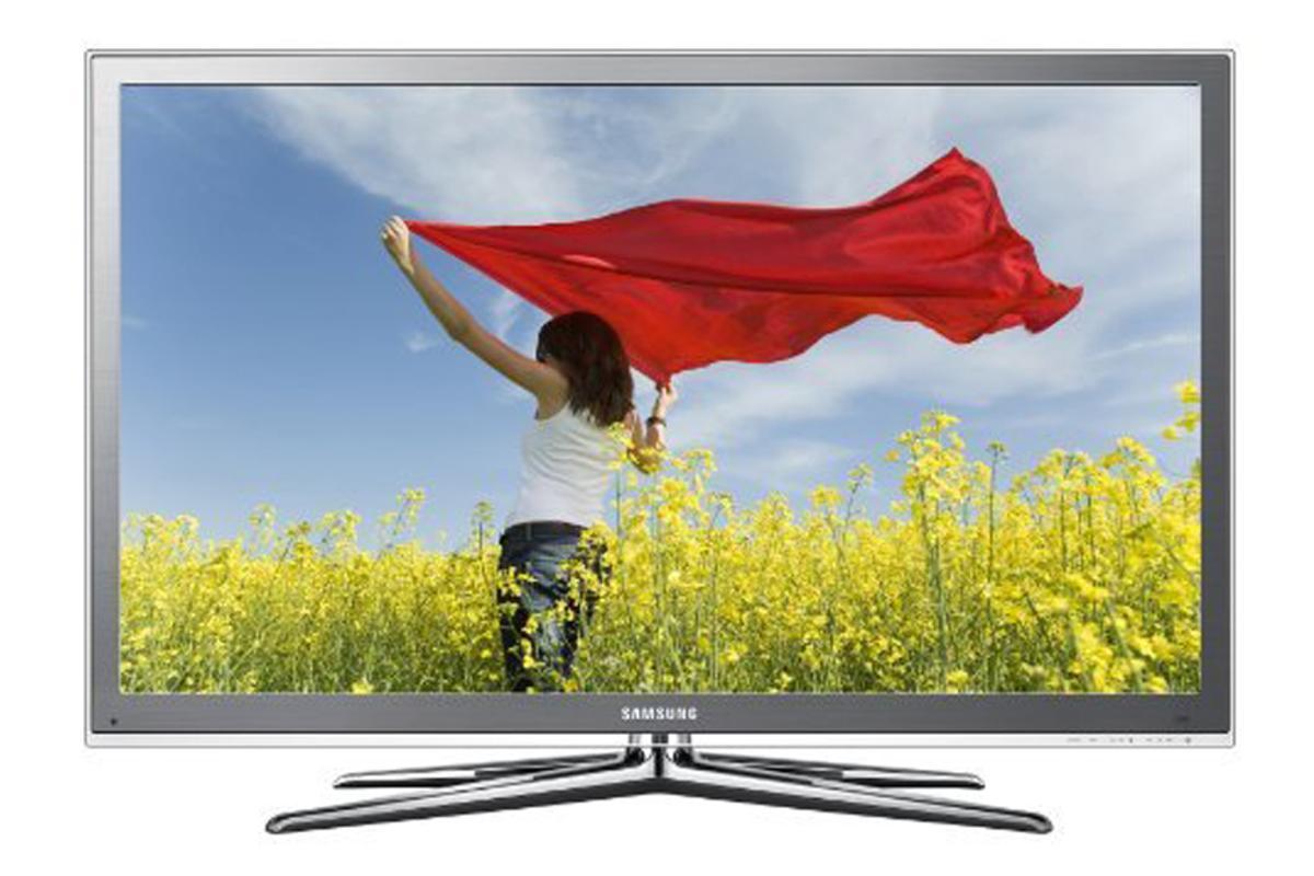 Samsung's 65-inch Full HD 3D LED TV