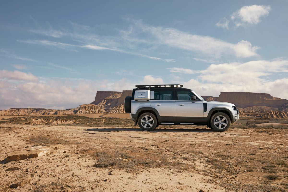 Part of Land Rover's testing will see how the fuel cell drive affects the Defender's ability to travel long distances into remote spaces