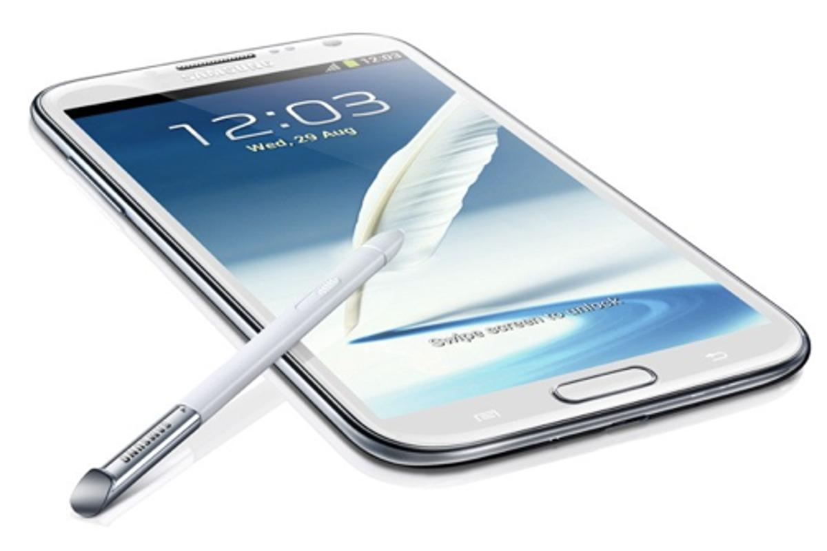 The Galaxy Note II features improved specs, a slightly larger screen and the Android 4.1 Jelly Bean OS
