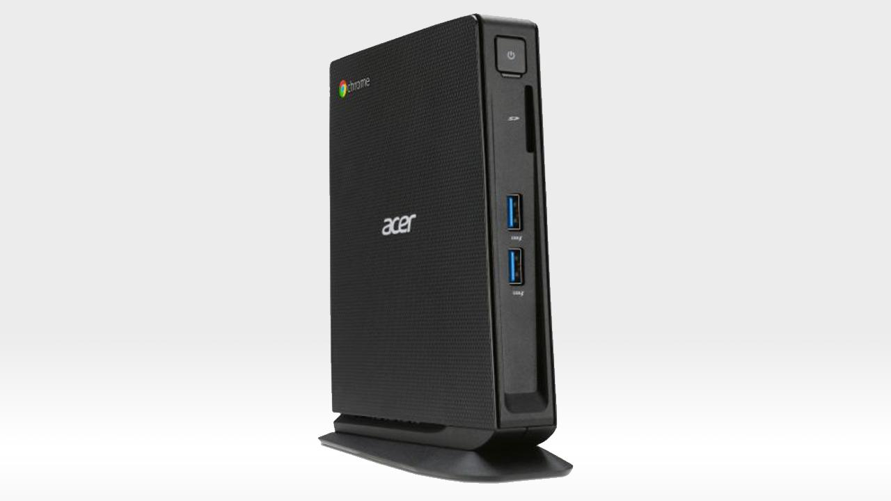 Acer's new Chromebox is small, capable and well connected