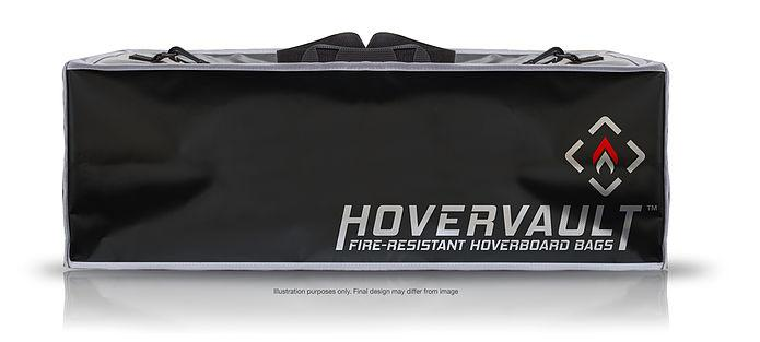 Homescreen Media is taking pre-orders of the Hovervault for AUD$49.95 (approximately US$39)