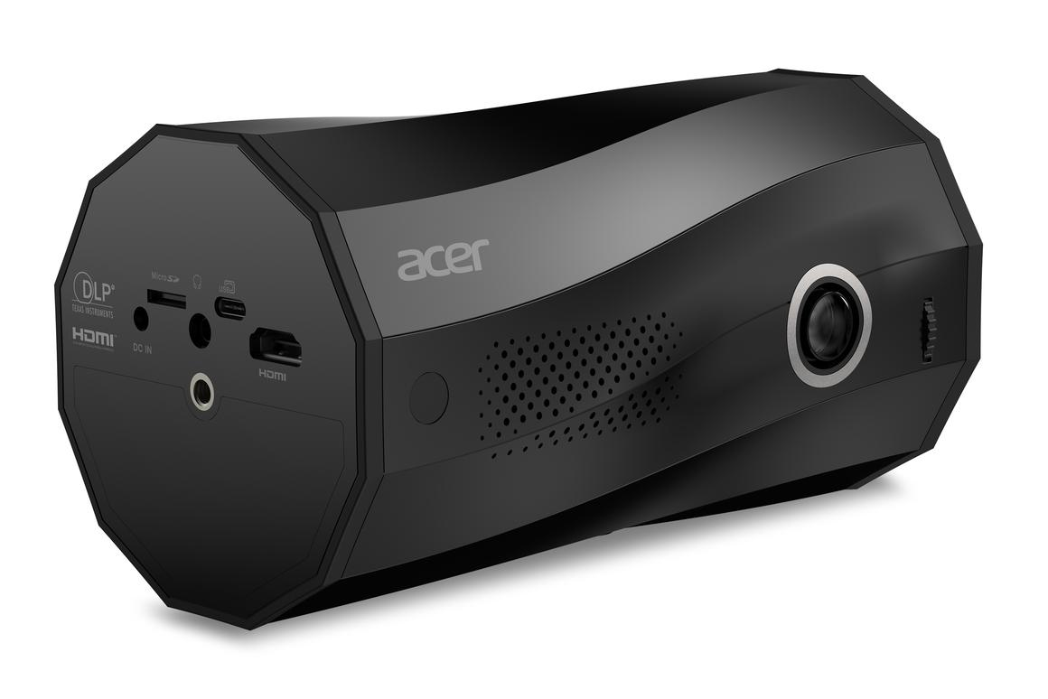 Acer launched the C250i portable projector at IFA 2019 in Berlin, Germany