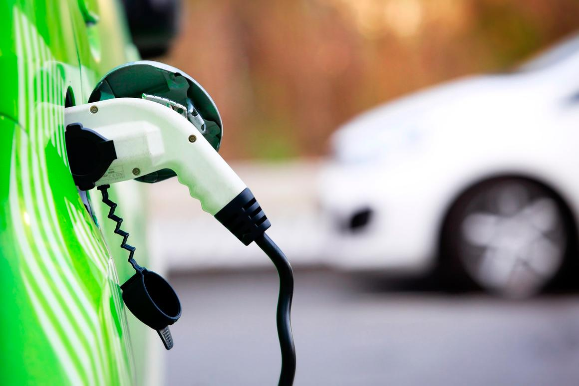 Electric vehicles might look clean and green, but where that electricity is coming from makes a big difference