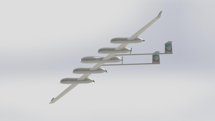 Quarkson says it is ready to begin mass producing its internet-beaming SkyOrbiter drones