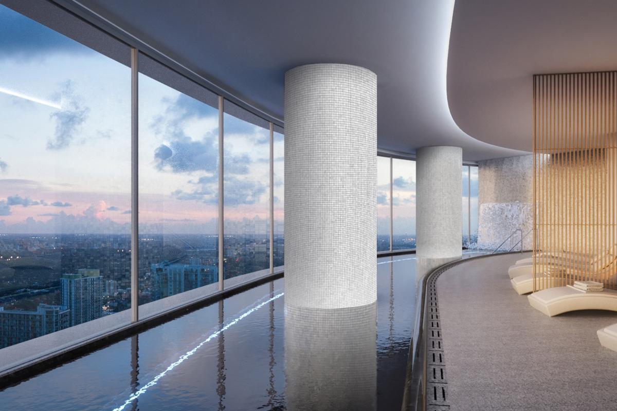 A pad atAston Martin Residences will set you back between US$600,000 to around$15 million