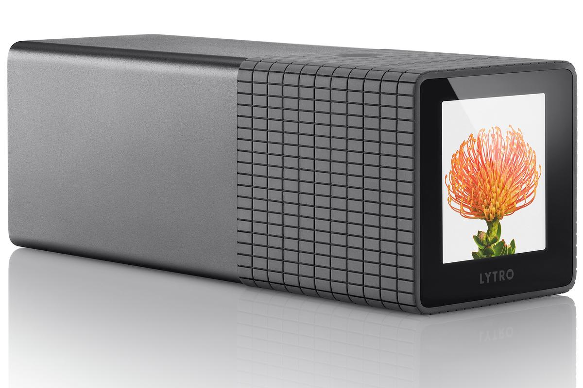 The Lytro camera has been given a wireless boost with a new firmware update