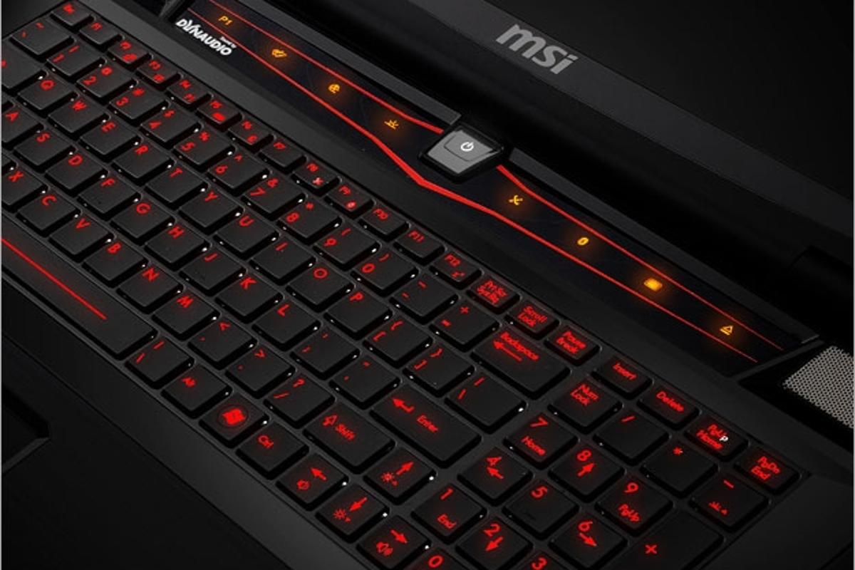 MSI has rolled out its MSI GT780DXR and MSI GT683DXR gaming laptops with NVIDIA GeForce GTX 570M on board