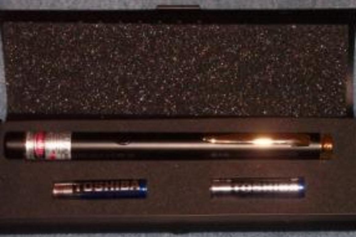 The Personal Defence LaserPointer has a range of over 200m and can be used insteadof pepper spray