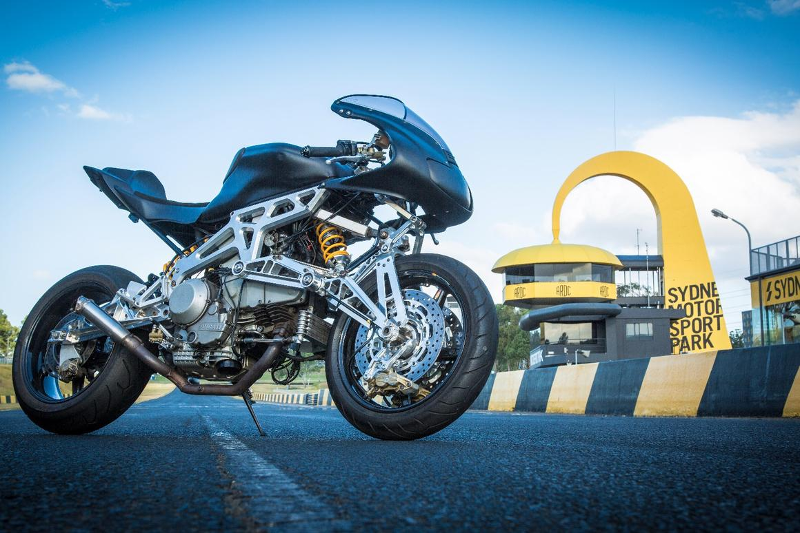 Up to a second faster per corner? Motorcycle Innovation's