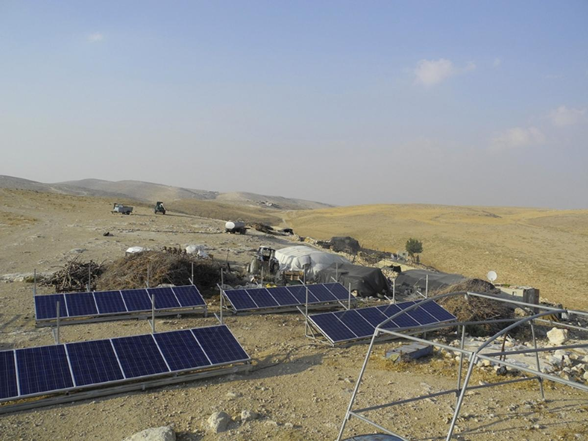 Currently, the systems provide an average of 2.5 KwH per family per day, providing electricity 24/7, 365 days a year