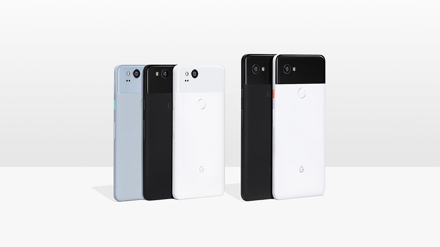 The 2017 Google Pixel phones have arrived