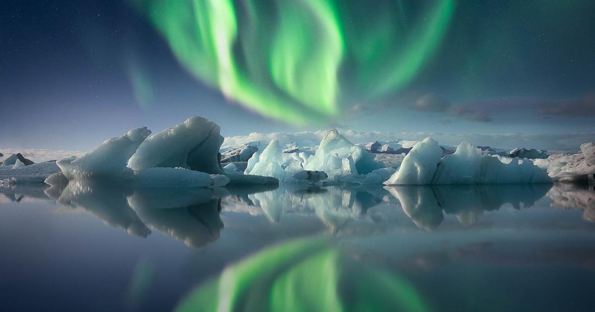 Ethereal auroras inspire awe in Northern Lights photography competition