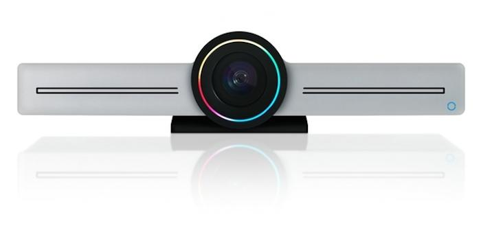 Hello contains a 4K video sensor, microphone array, and motion detection