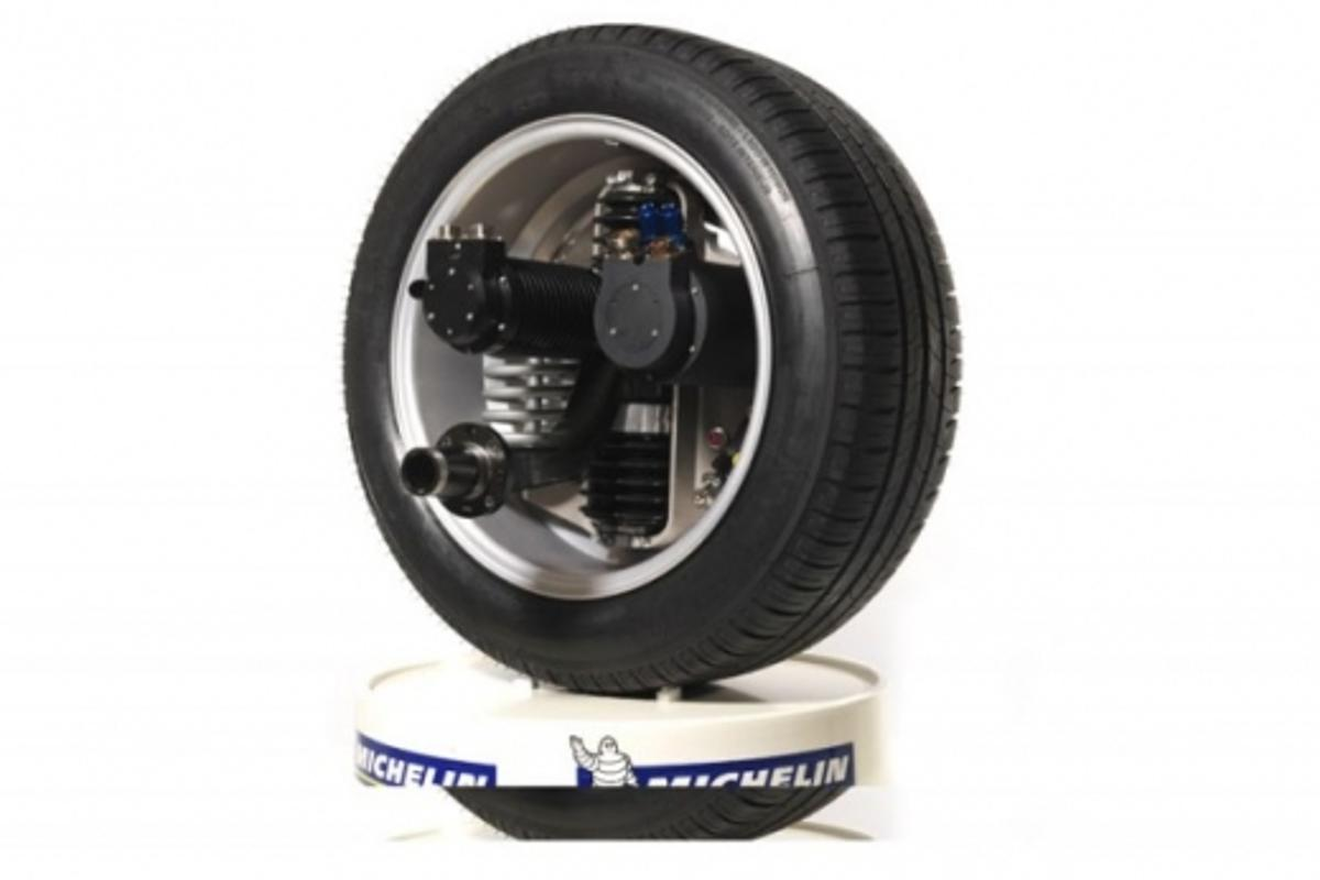 Michelin Active Wheel System