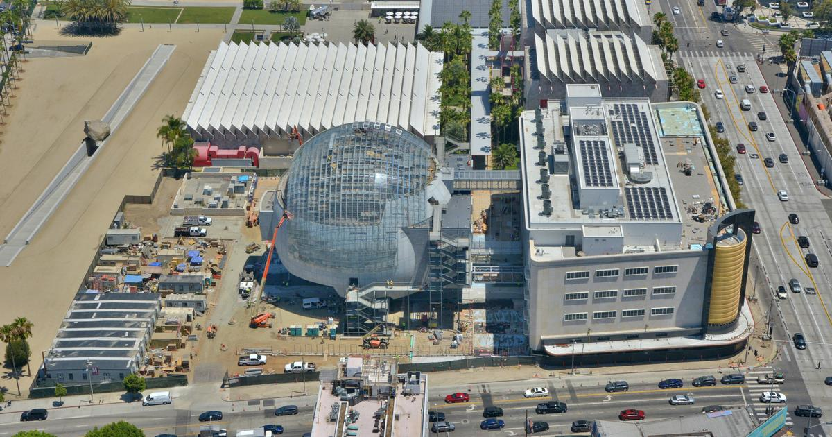 Work nears completion on Renzo Piano-designed Academy Museum