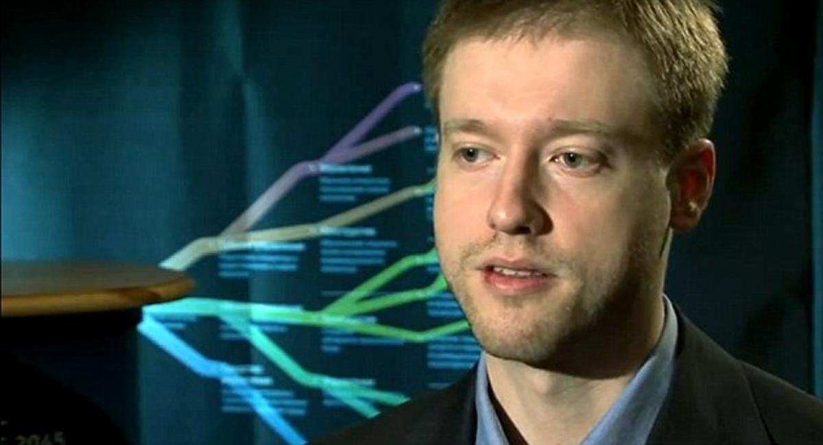 Russian media enterpreneur Dmitry Itskov is heading a project that will try and achieve human immortality within the next three decades (Image: 2045.com)