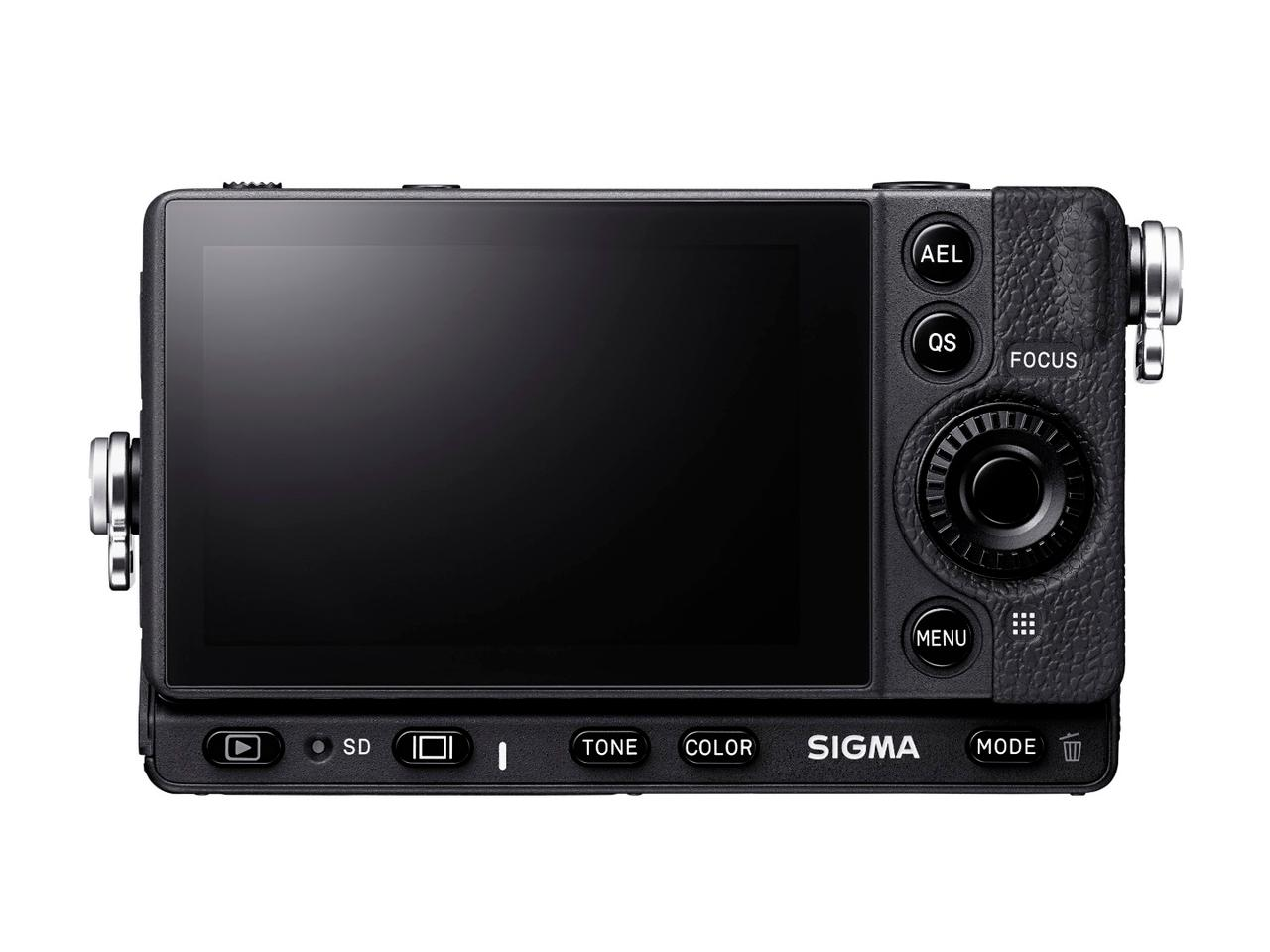 The Sigma fp has a dust-proof and splash-proof body