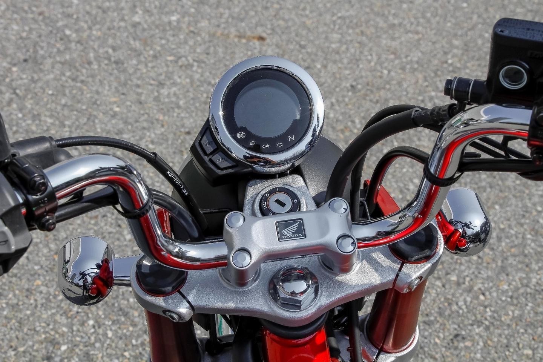 Honda's goofy Monkey bike returns with a 125cc motor