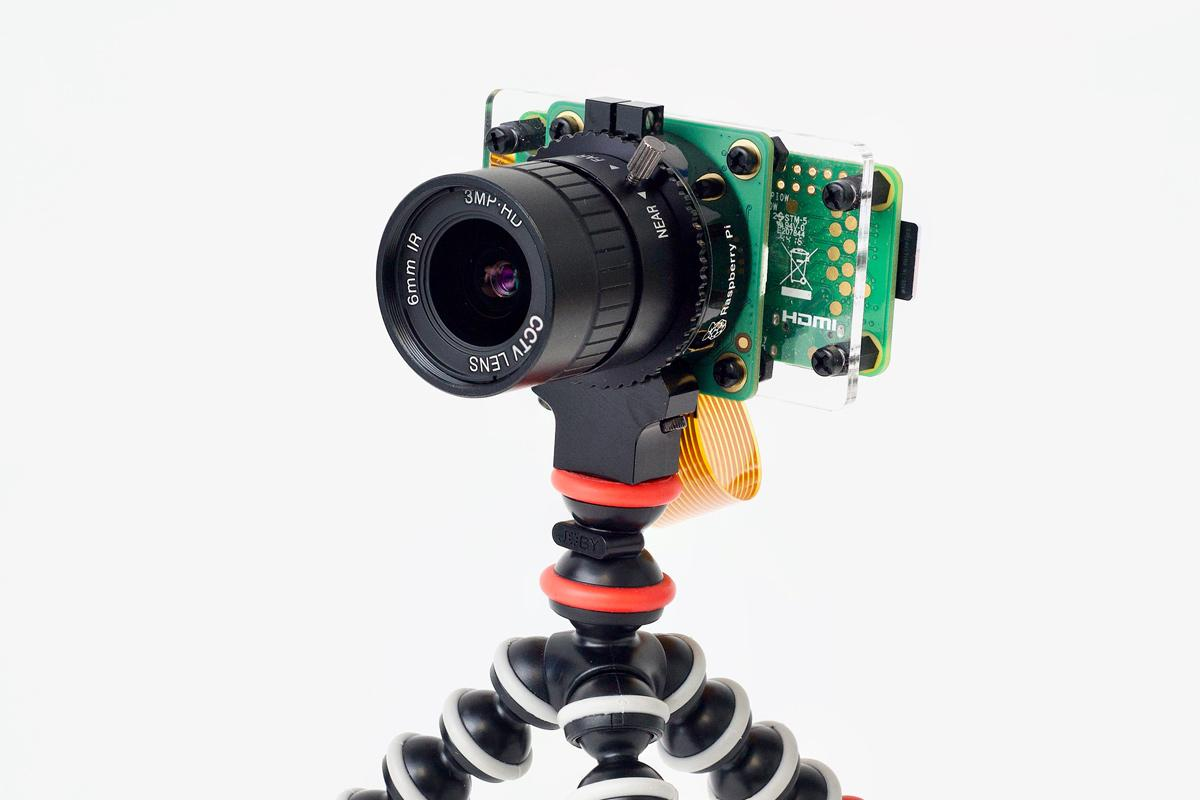 "Jeff Geerling says that the Pi Zero W webcam can ""rival the image quality of all but the highest-end dedicated webcams"""