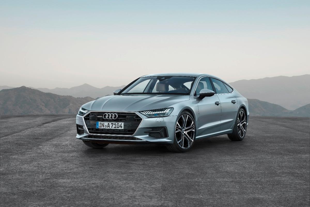 Audi reveals the new A7 Sportback