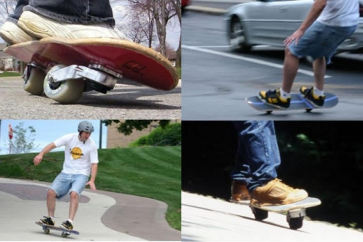 The T-Board from Tierney Rides