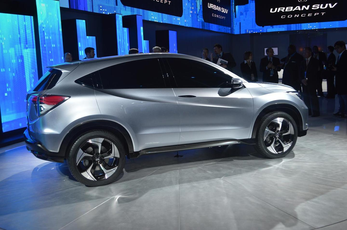 A vehicle based on the Urban SUV Concept will be launched in Japan by the end of the year, with a US release following next year