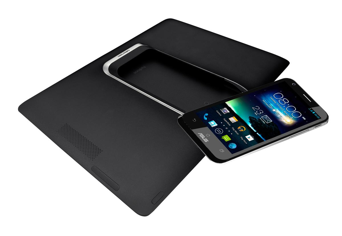 Asus today unveiled its Padfone 2, an update to its Android smartphone with tablet docking station