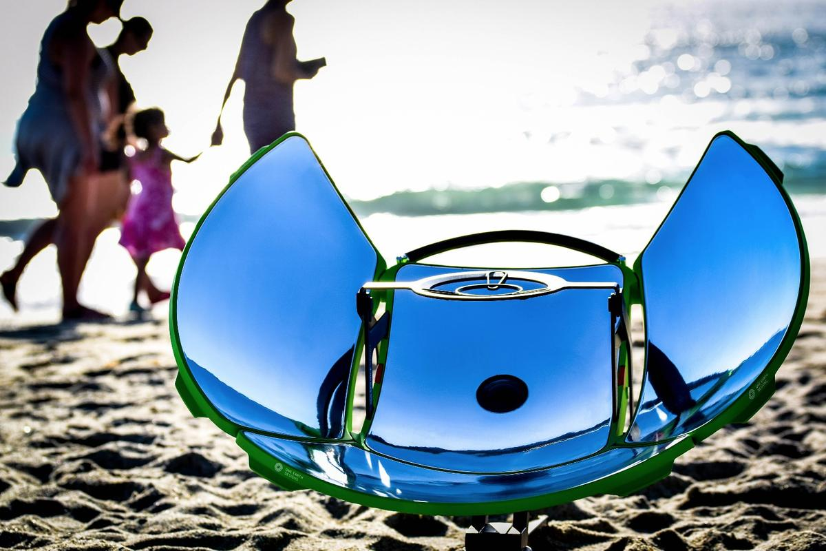 The SolSource Sport is currently the subject of a Kickstarter campaign