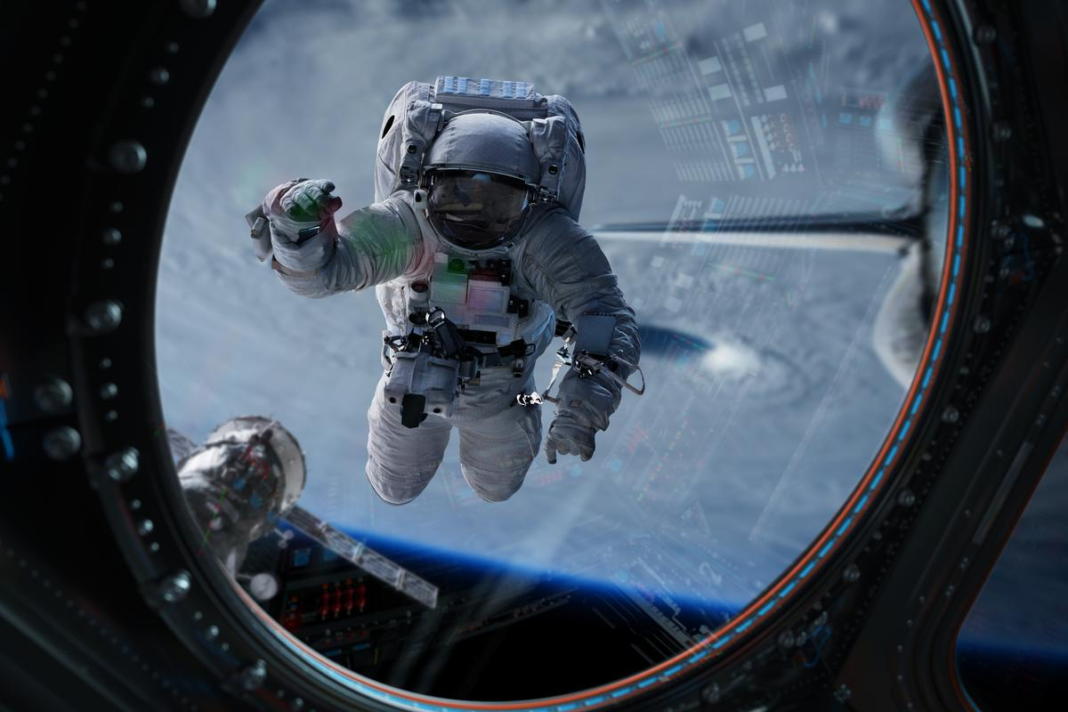 Cosmonauts showed elevated levels of blood-based biomarkers suggestive of brain damage after more than five months in space