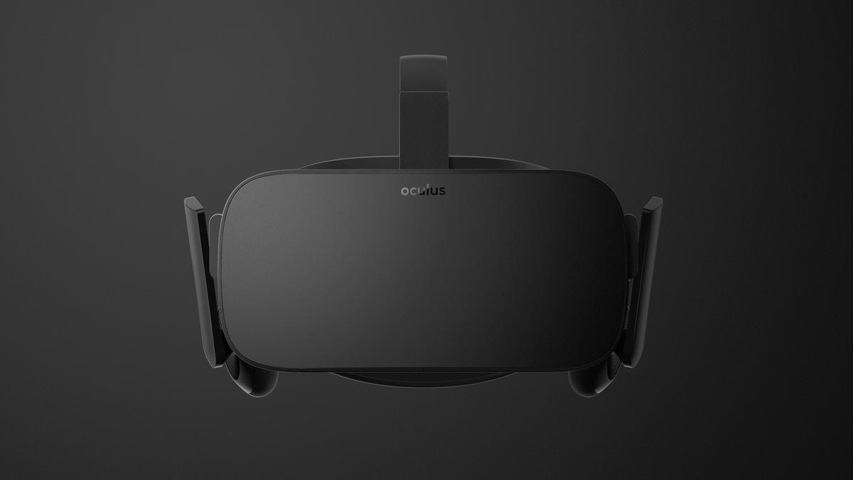 Oculus' official press image of the upcoming consumer Rift