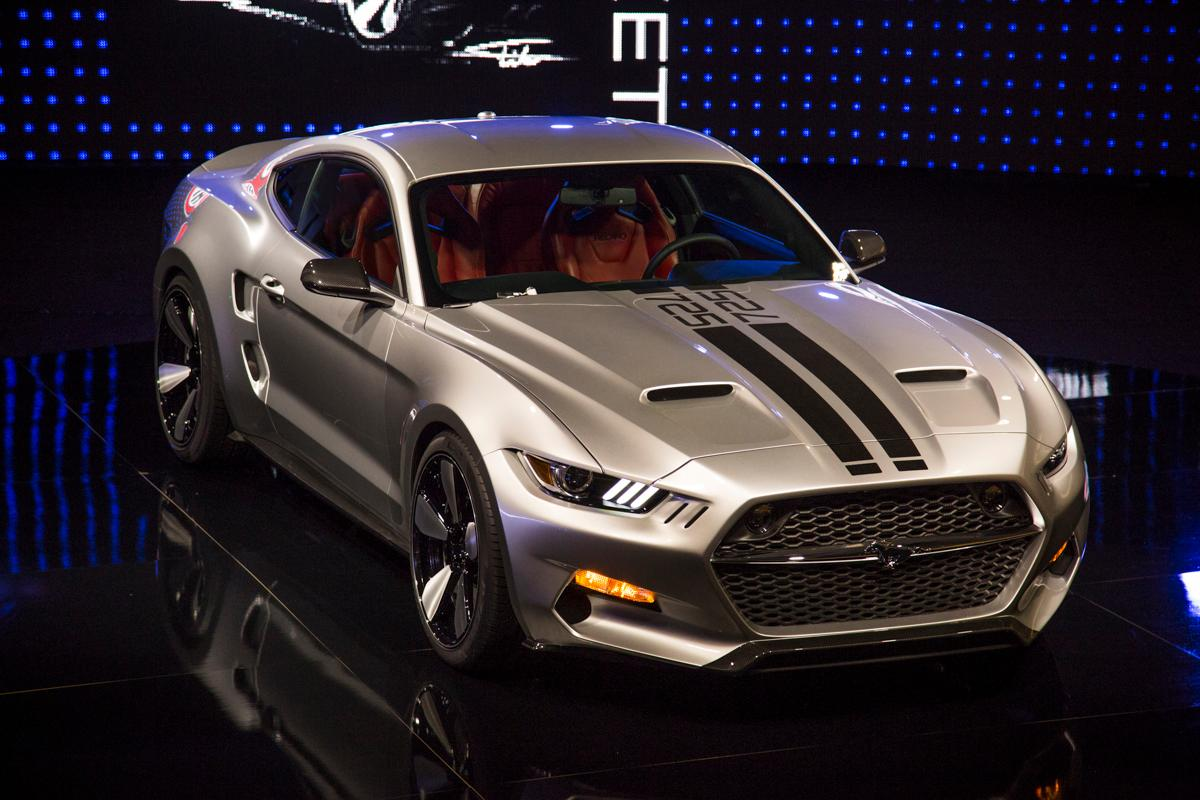 The Rocket made its debut at the Los Angeles Auto Show