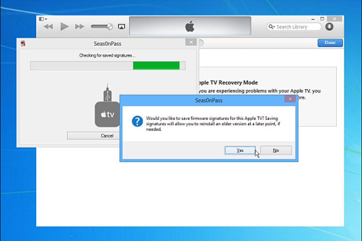 How to jailbreak an Apple TV 2