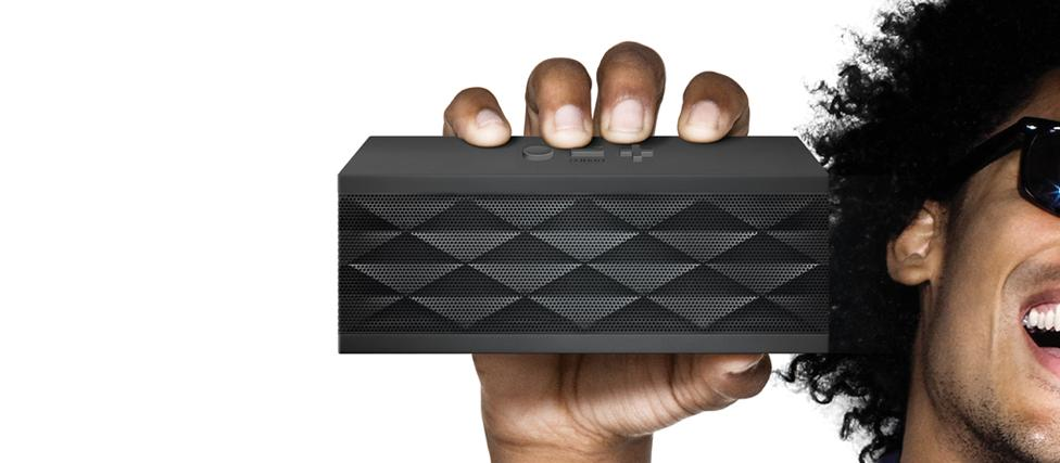 JAMBOX in Black