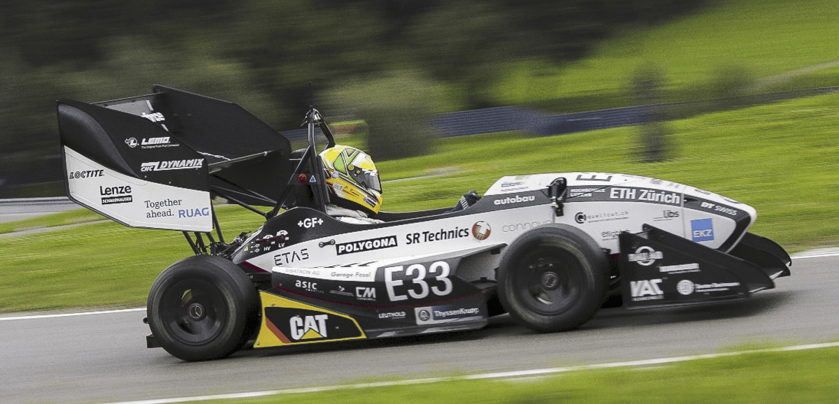 Grimsel has claimed a new world record for acceleration in electric cars: 0 to 100 km/h (62 mph) in just 1.785 seconds (Photo: AMZ Racing)