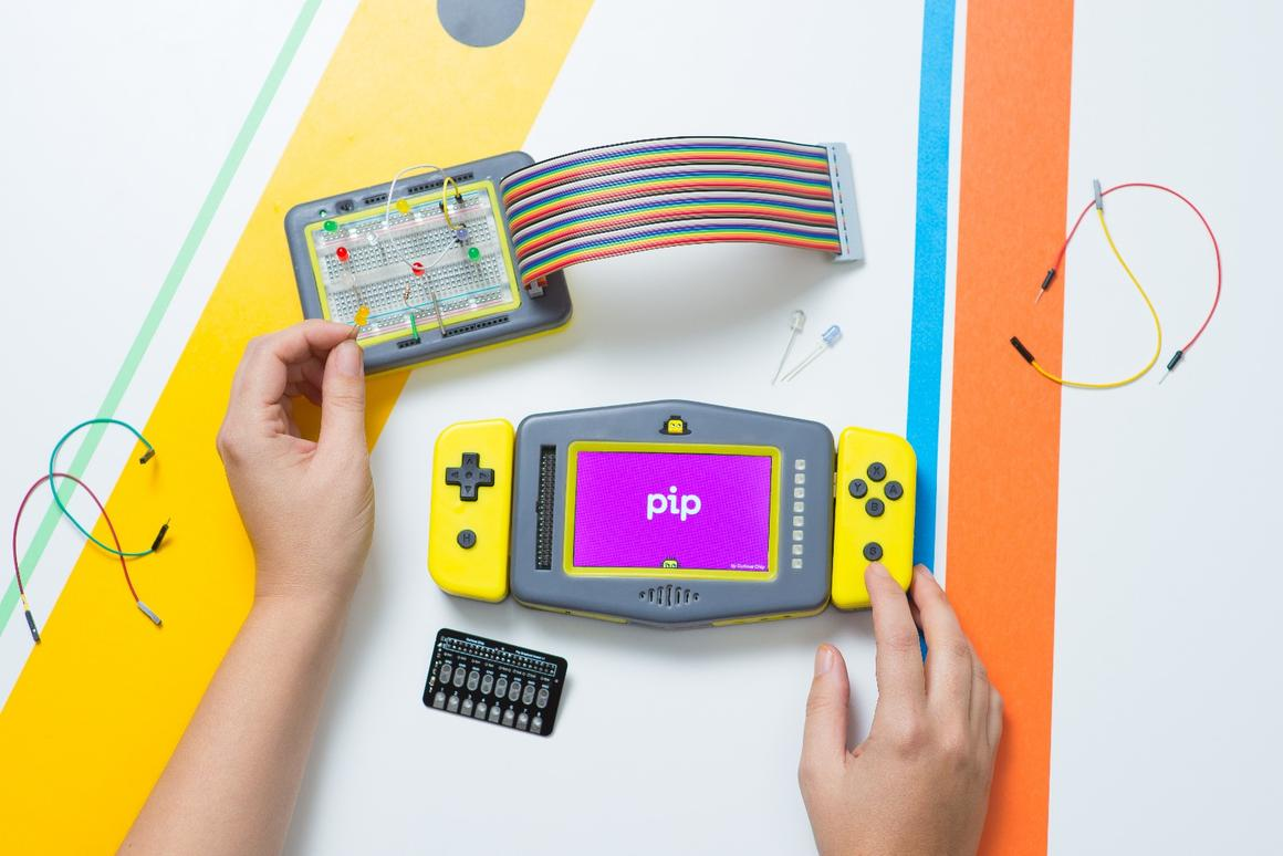 Curious Chip has launched Pip on Kicstarter