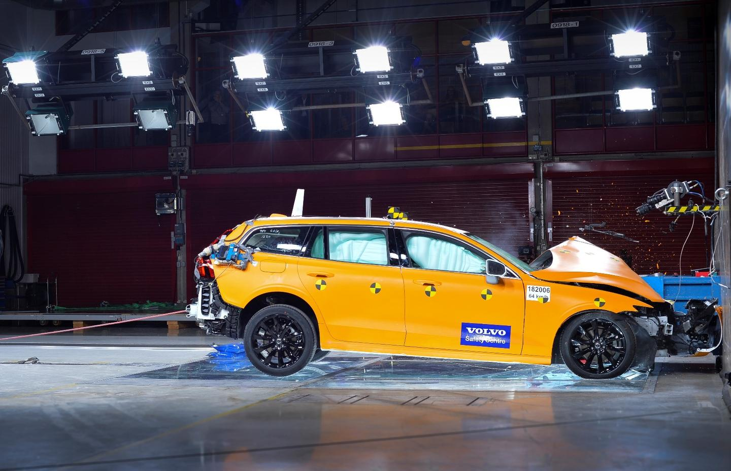 Volvo continues to make safety a priority
