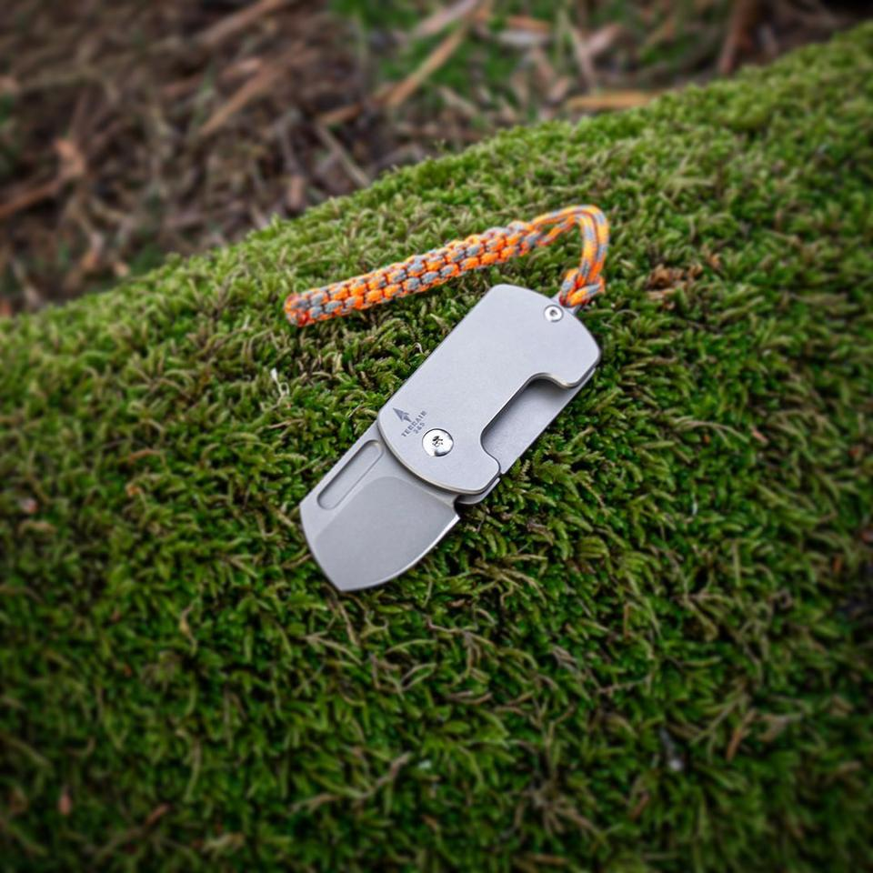 Terrain 365 claims the DTK-AT knife is entirely rust-proof