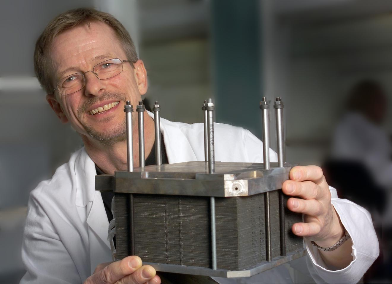 Danish company Dantherm Power has announced plans to test and release a highly efficient combined heat and power (CHP) plant designed for private homes (Photo: Topsoe Fuel Cell)