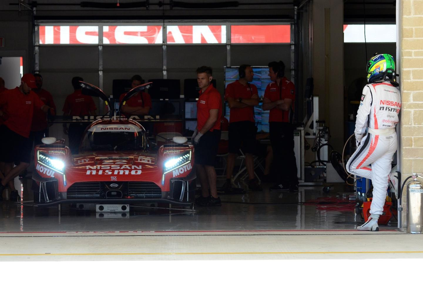 Nissan will reassess its LMP1 program after more testing