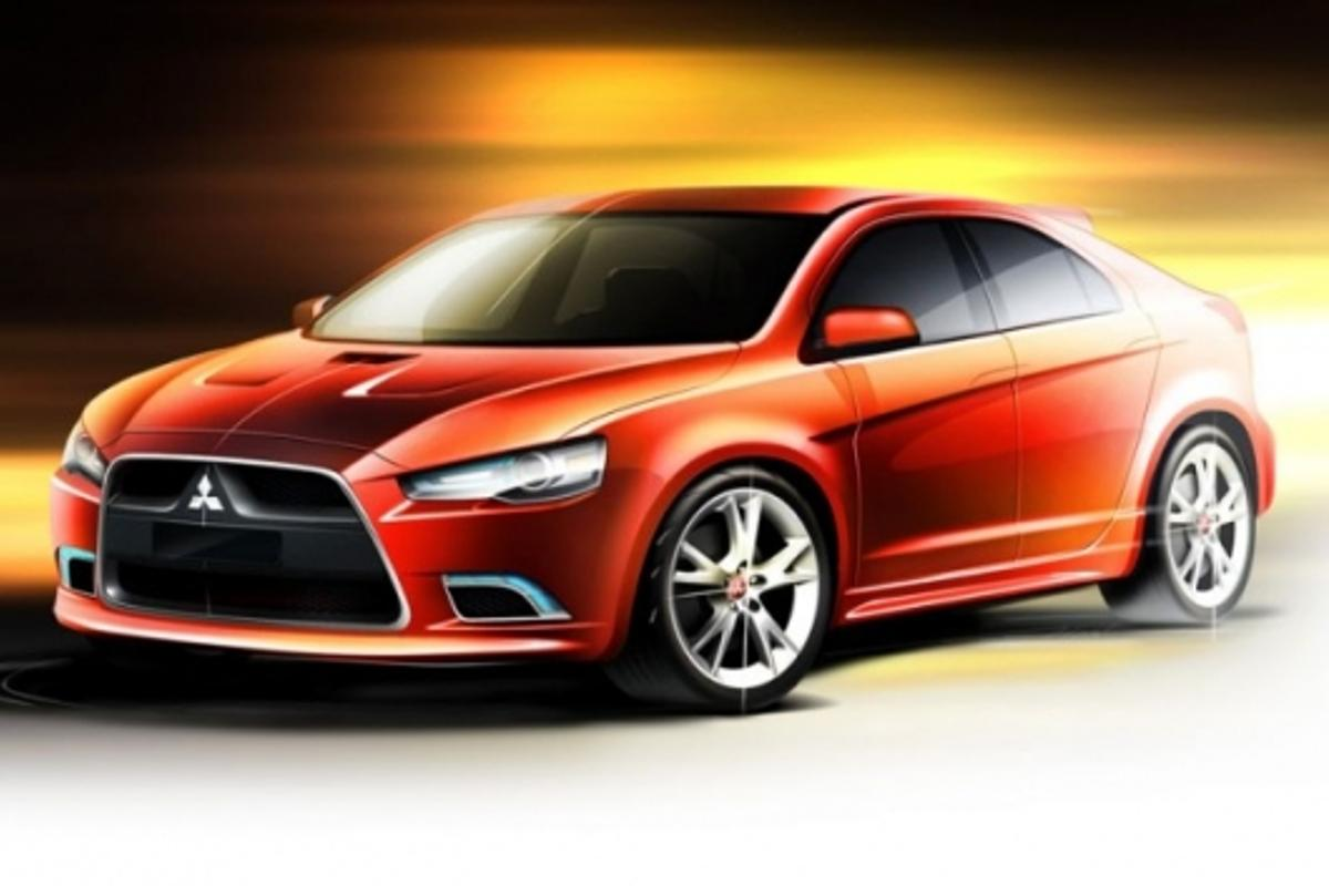 Lancer Prototype-S Sports Hatchback Concept