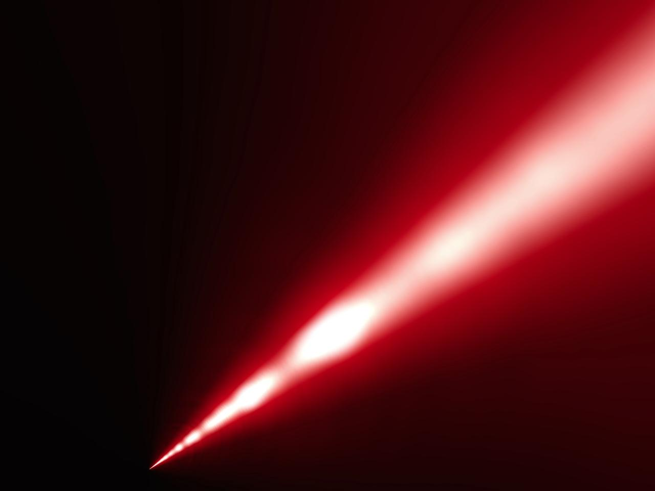 Laser-created plasma channels could one day help divert lightning strikes