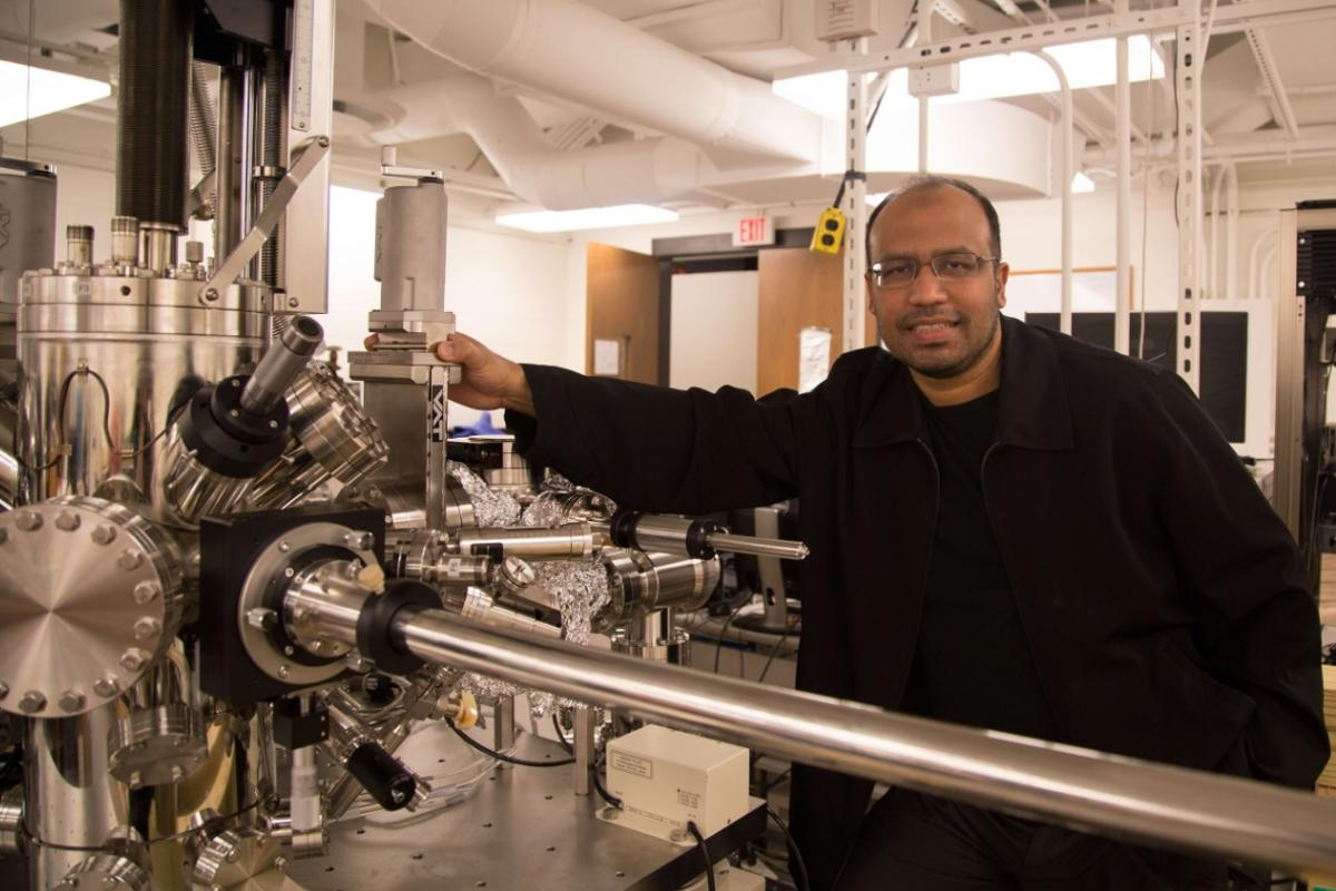 Scientists lead by Princeton professor M. Zahid Hasan have discovered the Weyl fermion, a particle theorized more than 85 years ago that may open up whole new areas of high-speed electronics and quantum computing