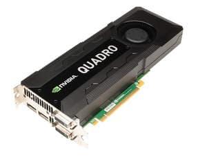 The NVIDIA Quadro K5000 offers massive power for Mac Pro users
