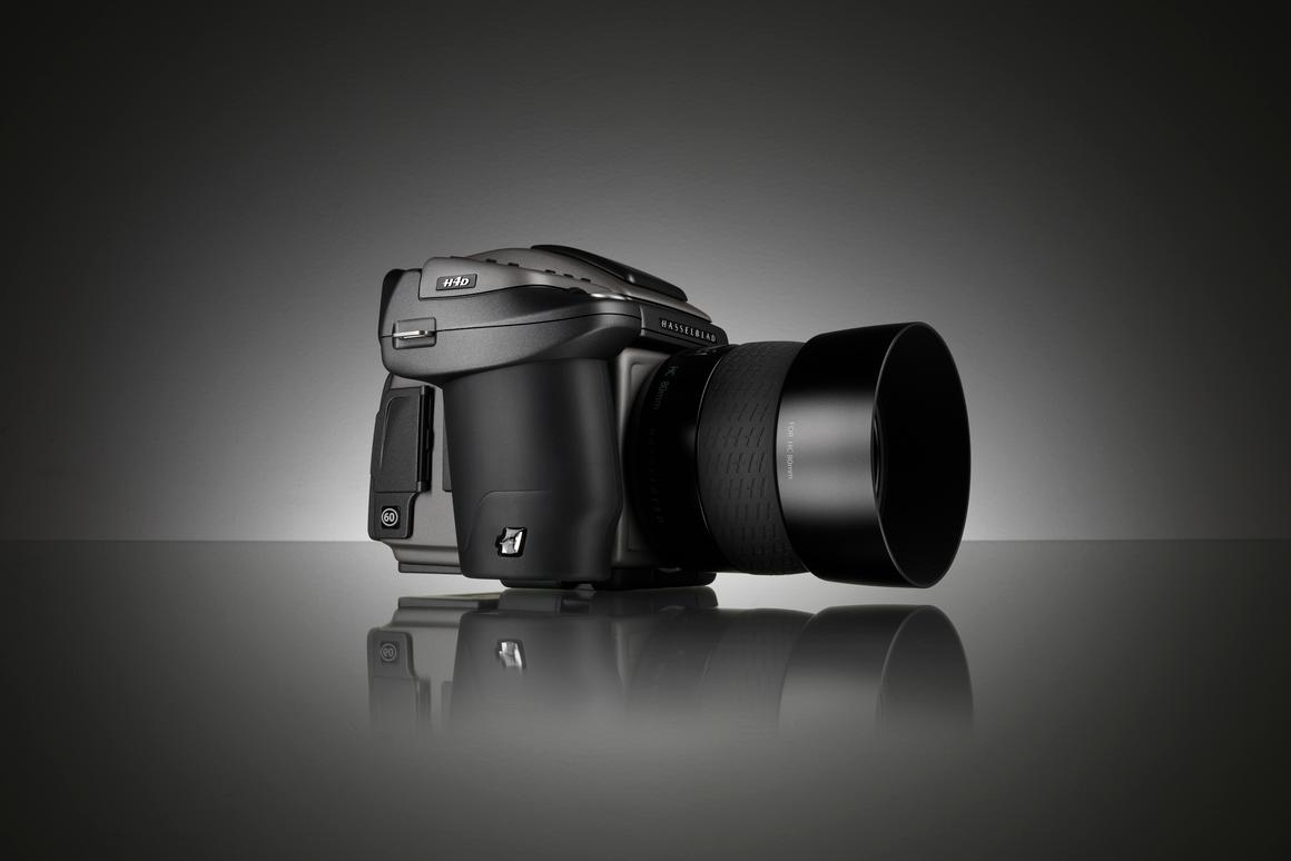 The new Hasselblad H4D-60 is a 60MP DSLR camera with a True Focus function