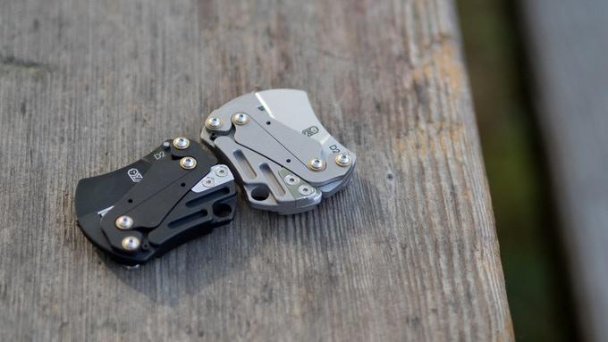 The Lyra knife is currently the subject of a Kickstarter campaign